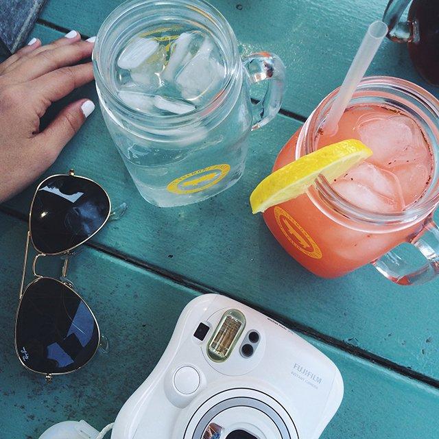 strawberry lemonade fremont diner