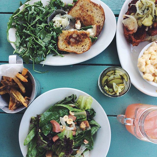The Fremont Diner Sonoma