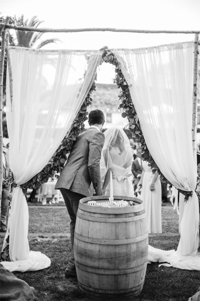 Crystalin Marie Wedding