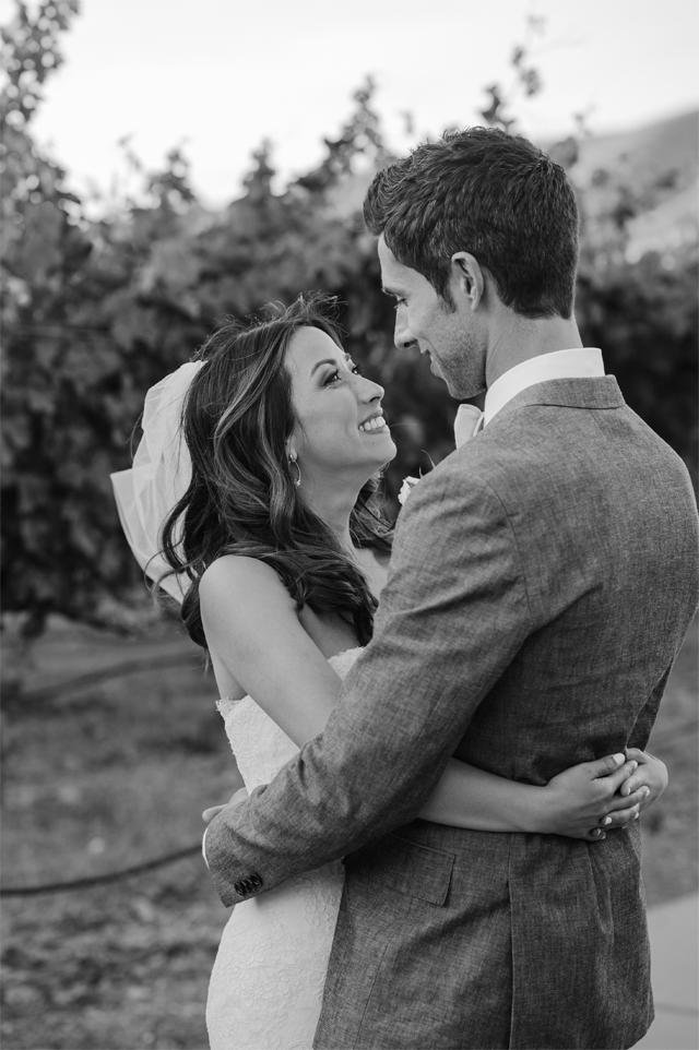 Wente Vineyard Wedding