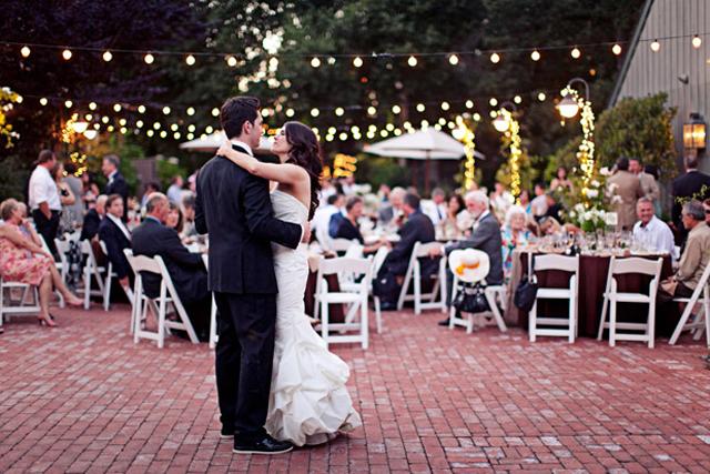Los Altos History Museum wedding 2