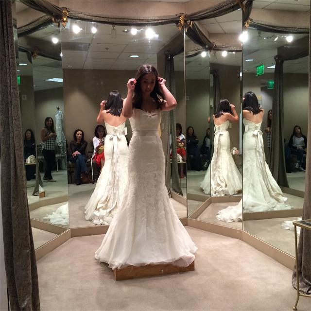 bridal galleria wedding dress