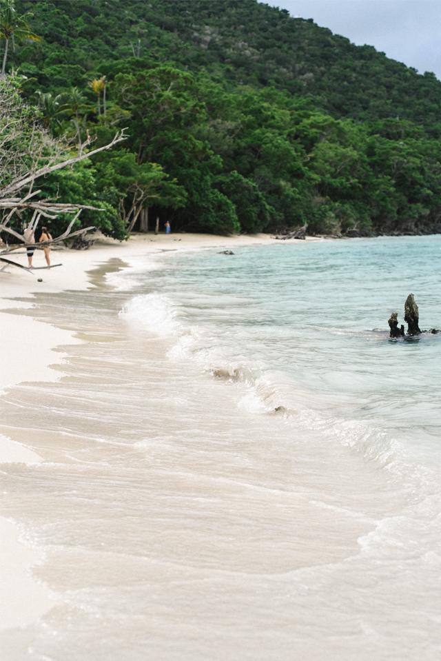 Cinnamon Beach st. john us virgin islands