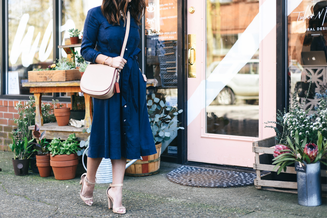 Portland fashion blog