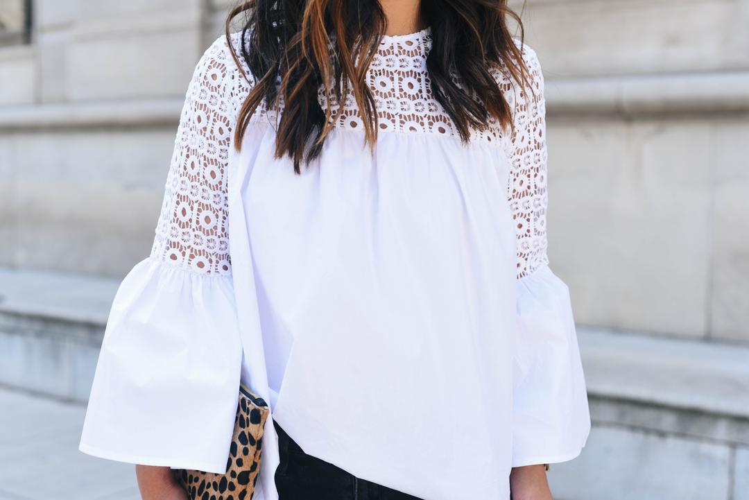 Endless Rose bell sleeve blouse