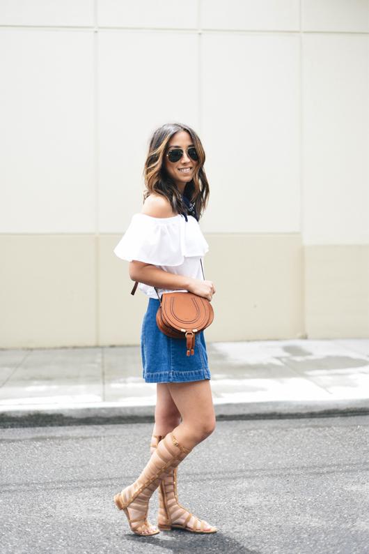 Chloe Tan Marcie Bag