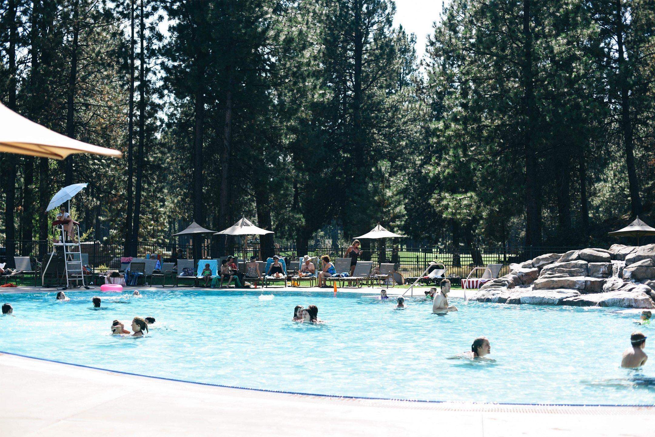 Black Butte Pool