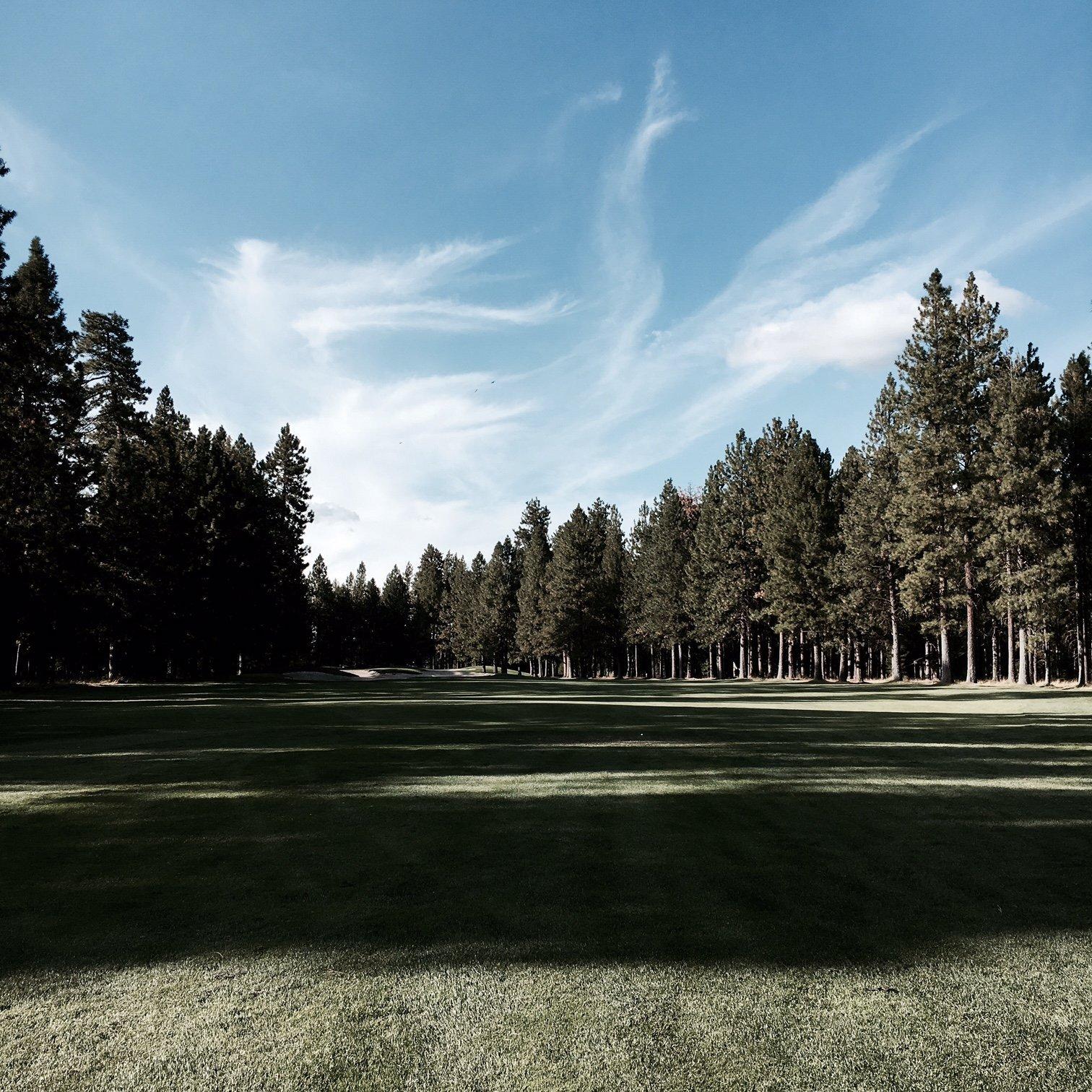 Black Butte Golf Course