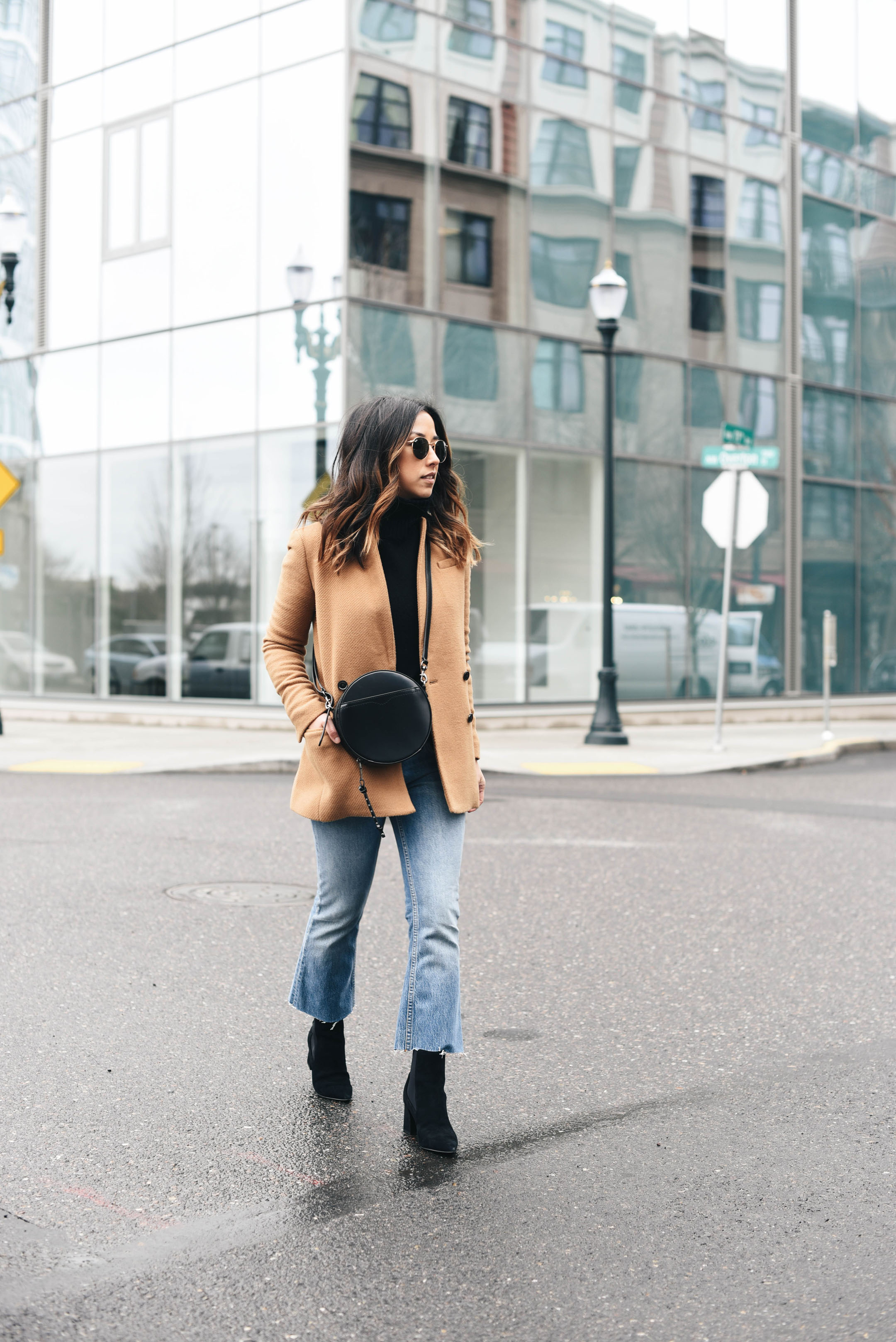 Best Cropped flare jeans