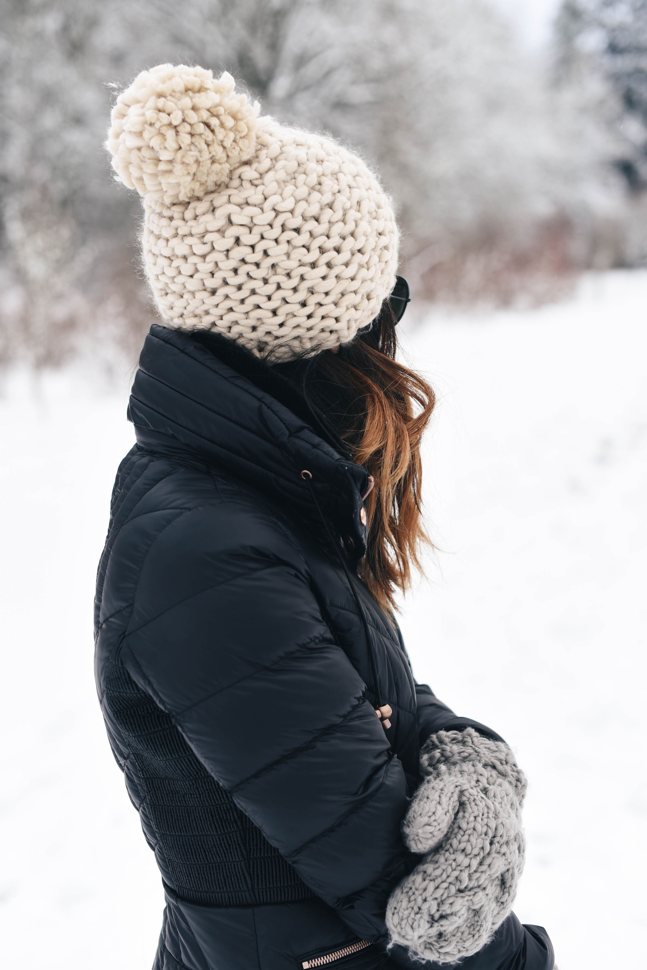 cute snow outfits