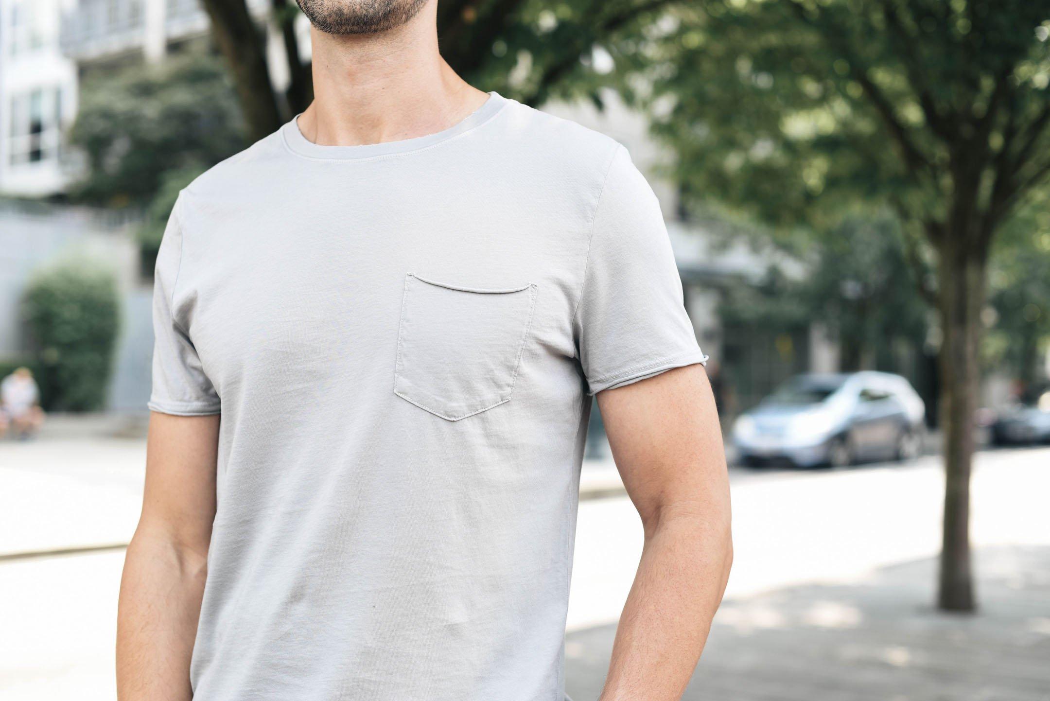 Anders Slim Fit Pocket T-Shirt AG