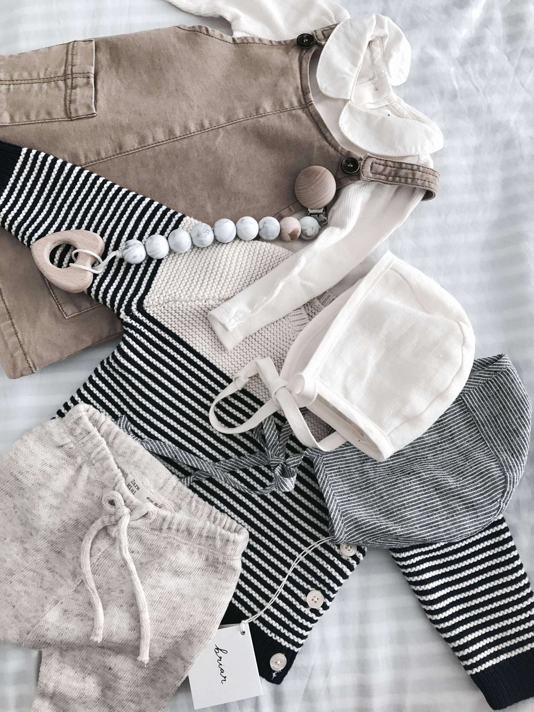 Baby D's wardrobe