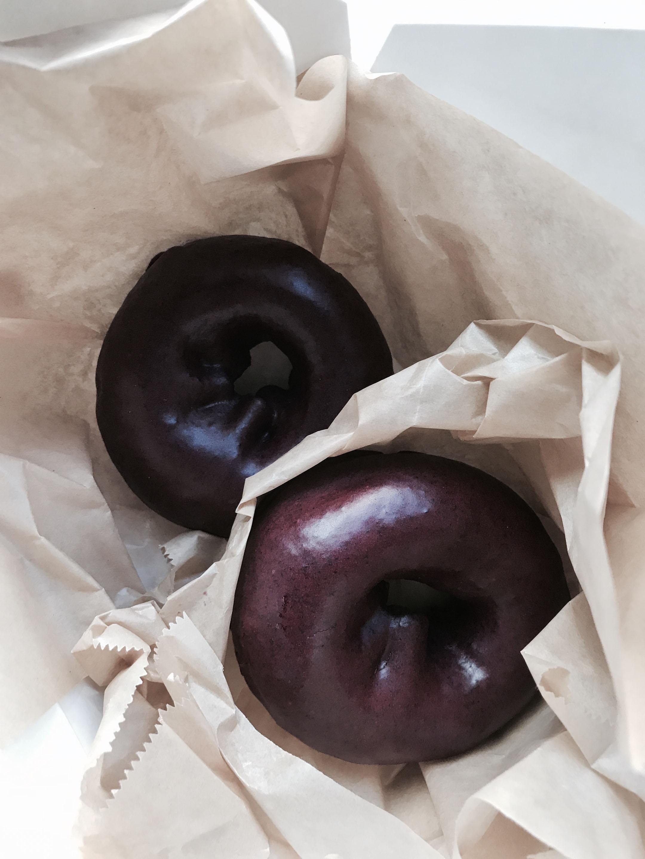 Blue Star vegan donuts