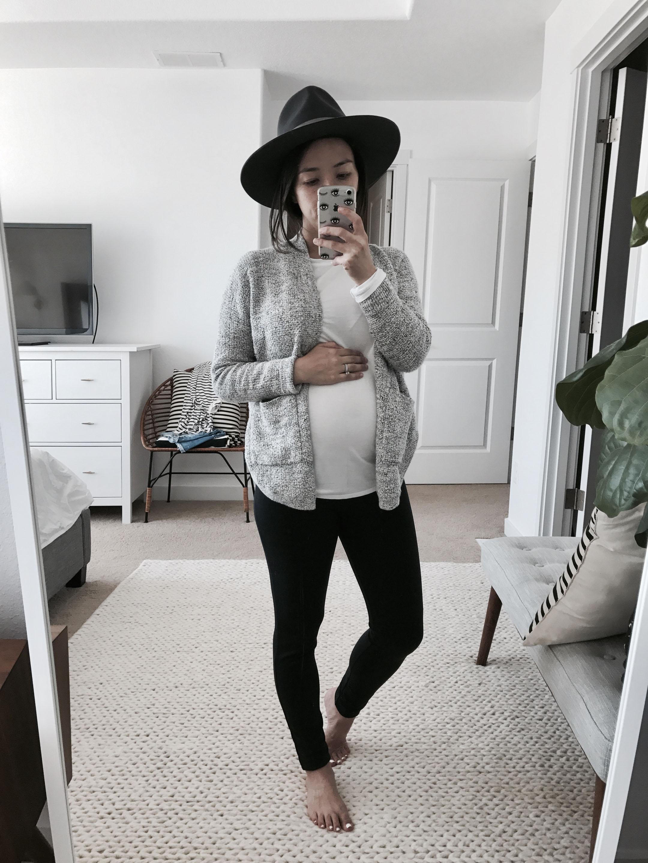 Hatch maternity leggings