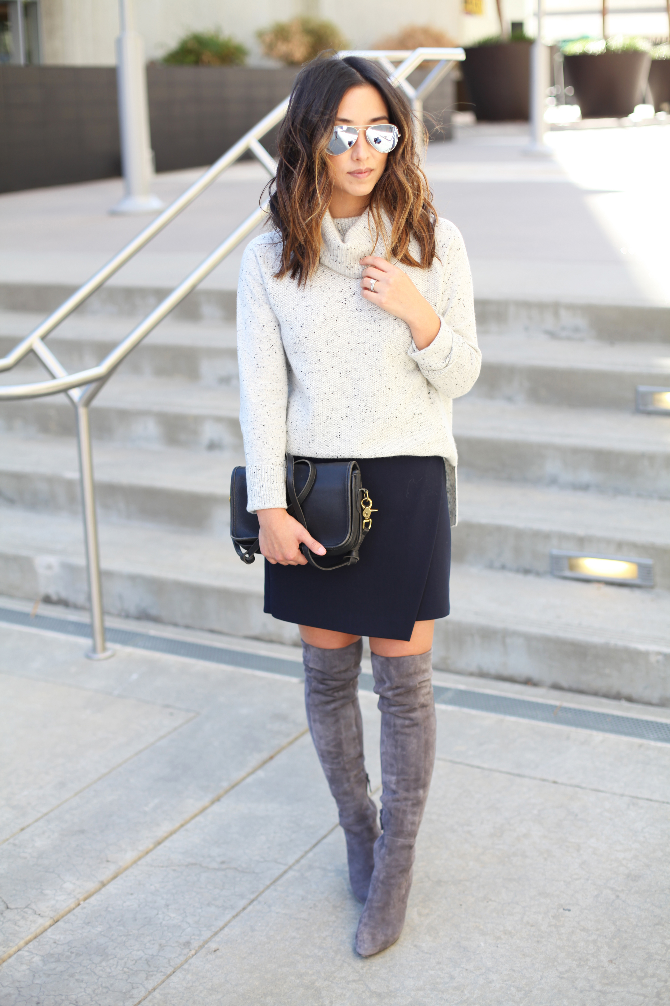 Cole Haan Marina over the knee boots