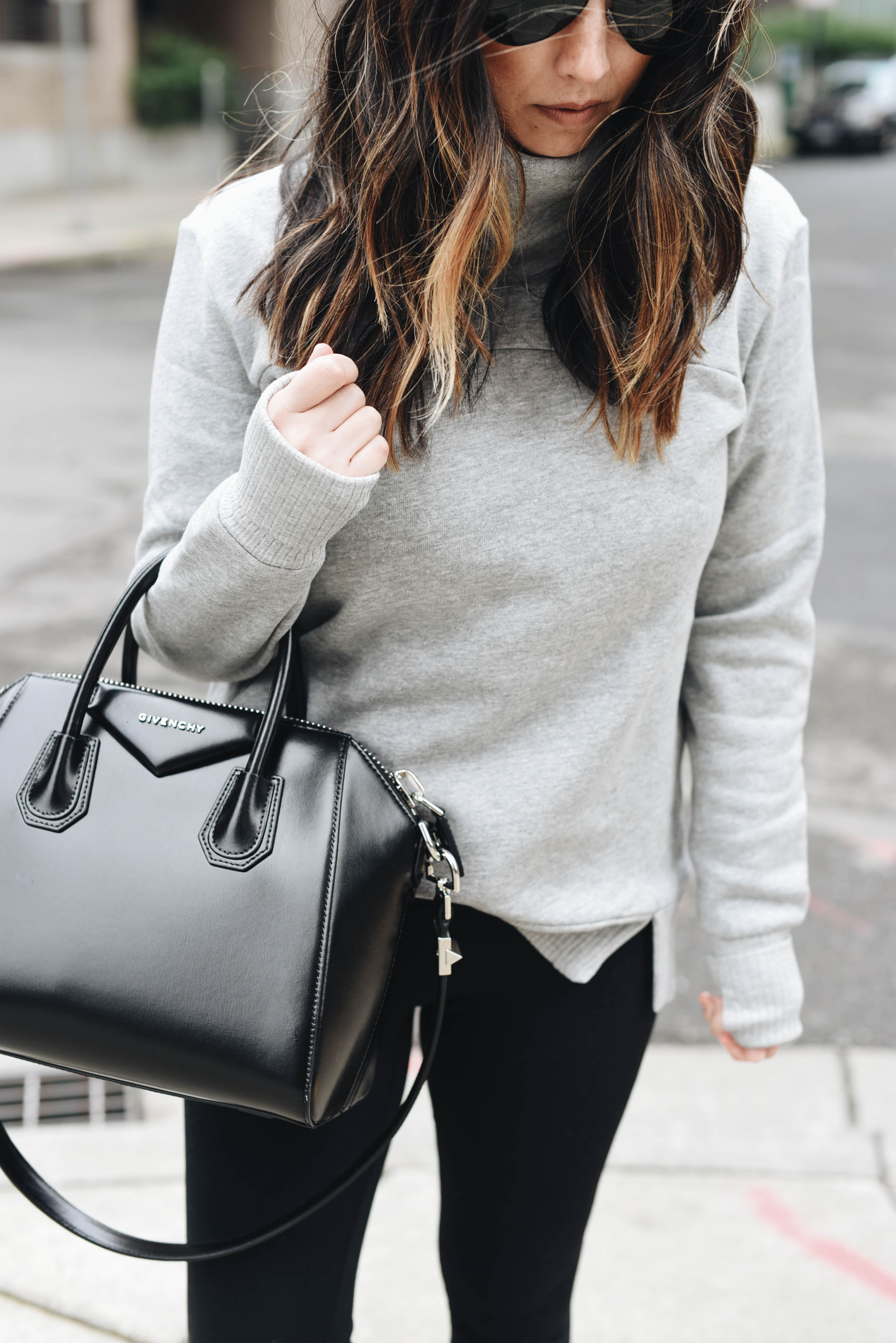 Givenchy small antigona satchel