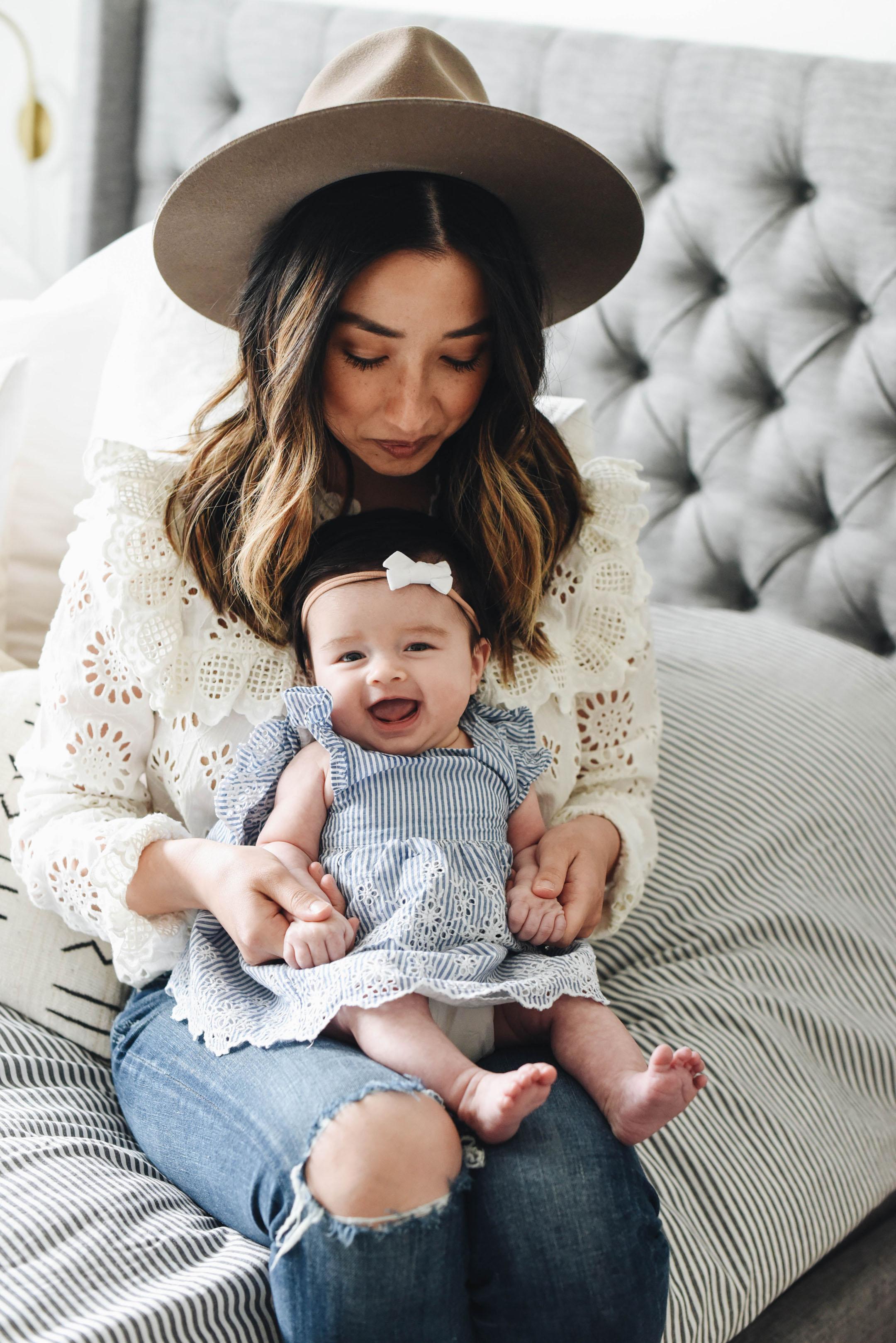 Crystalin marie's baby Harper