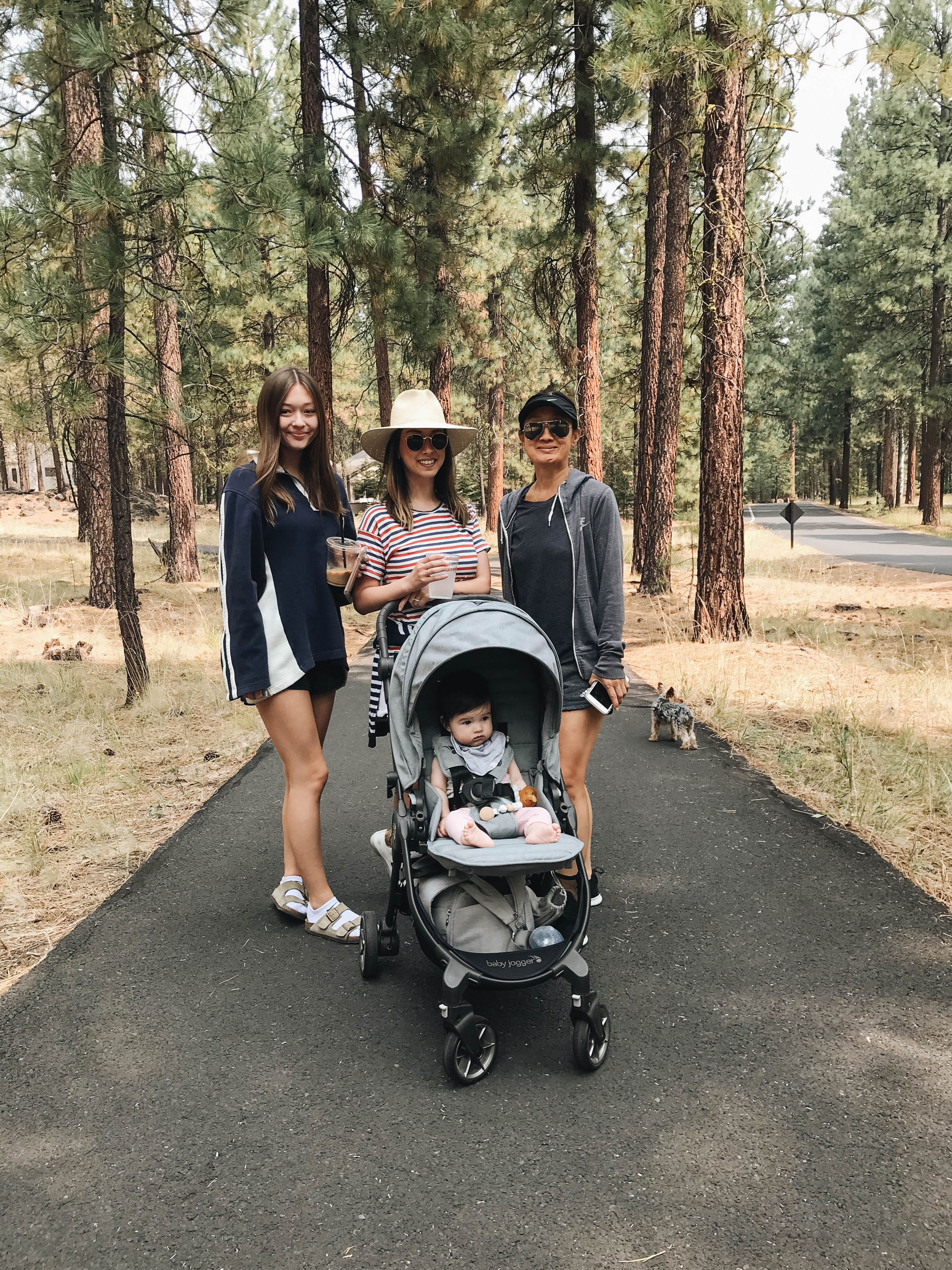 Da Silva Vedder family vacation