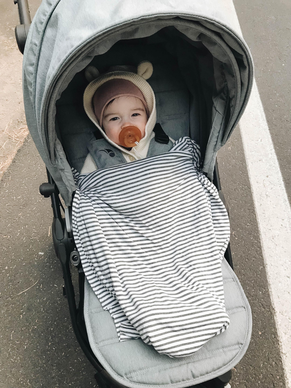 Harper Gray Baby Jogger stroller