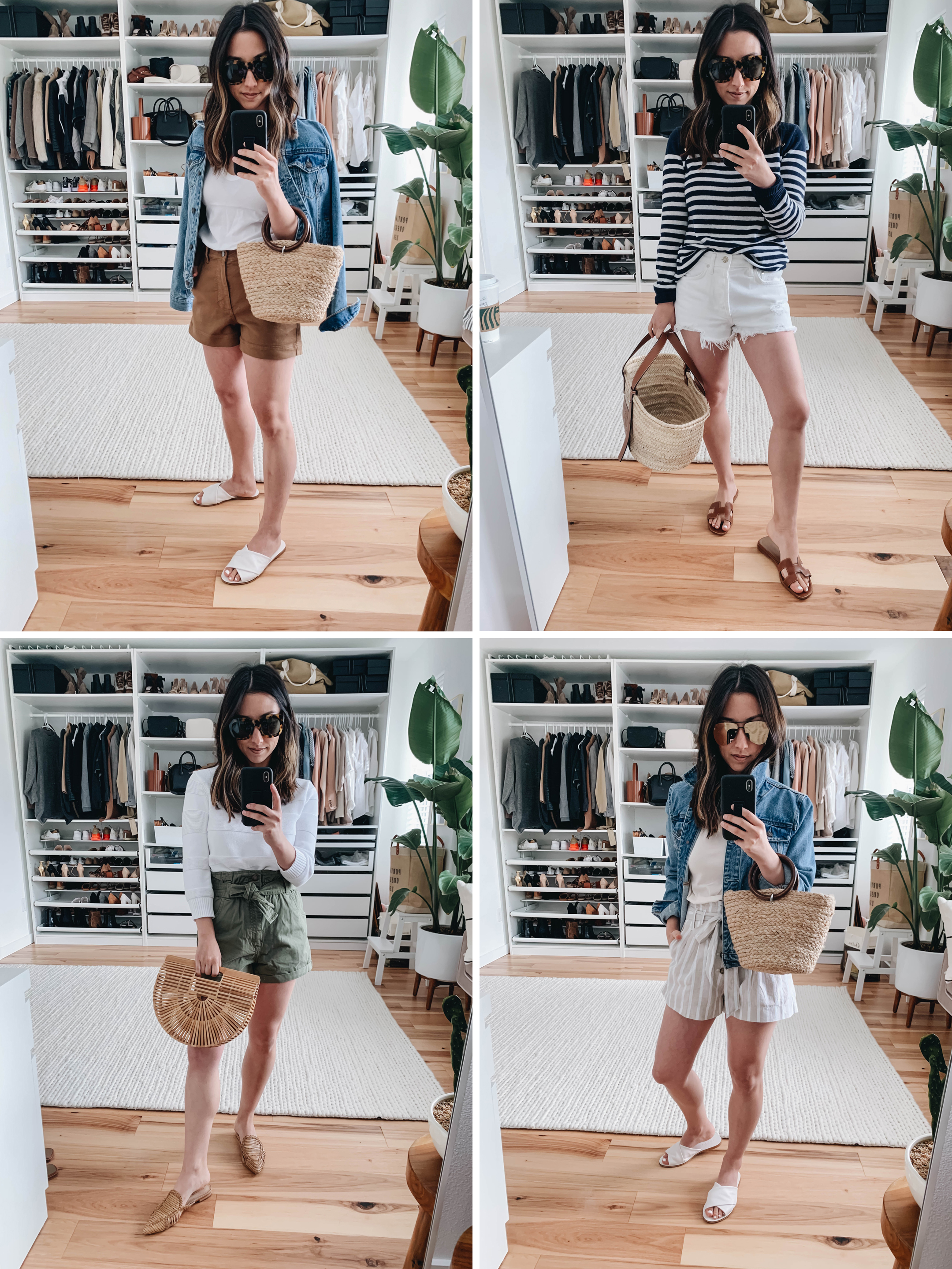 6 must-have summer shorts