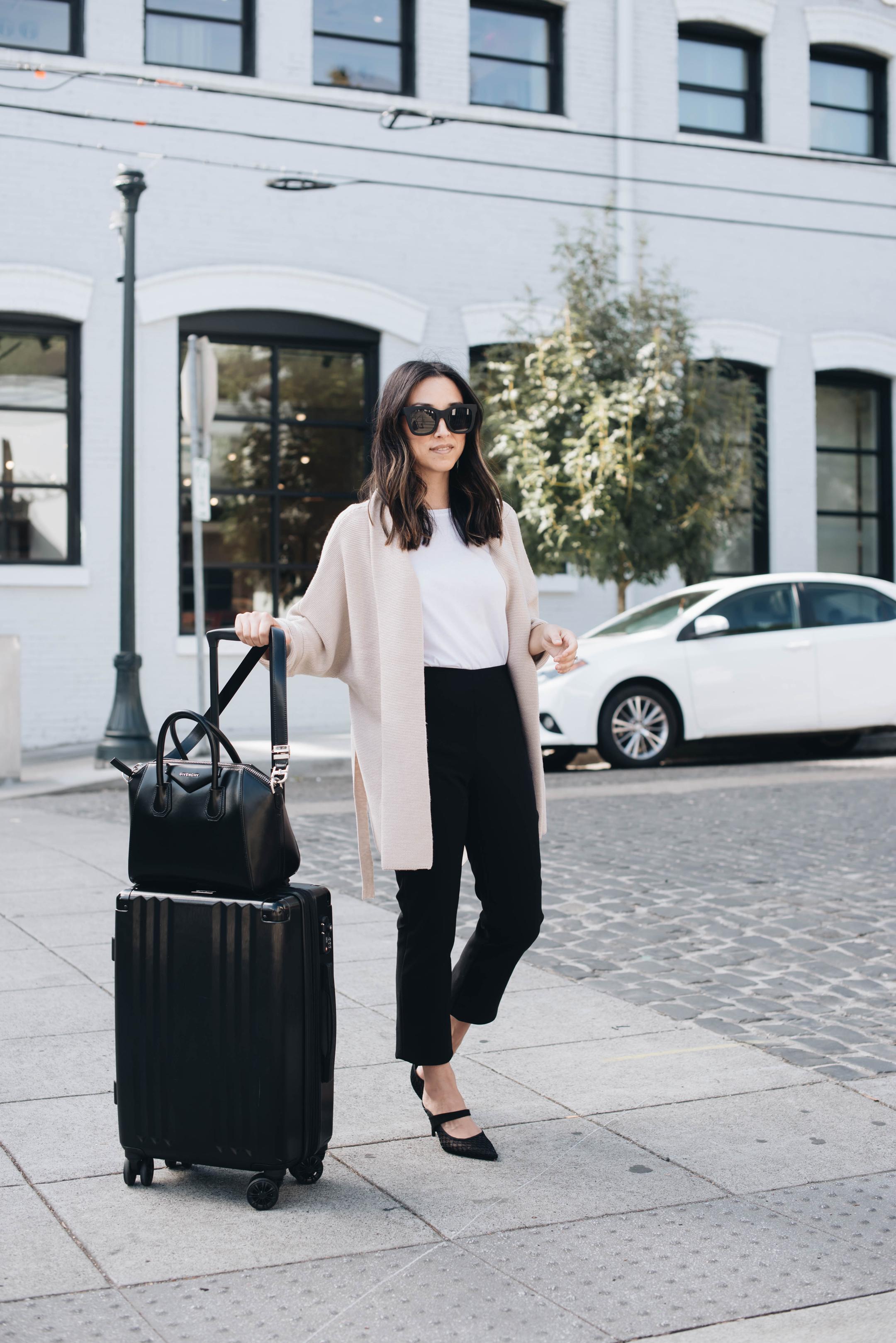MM LaFleur Travel pants