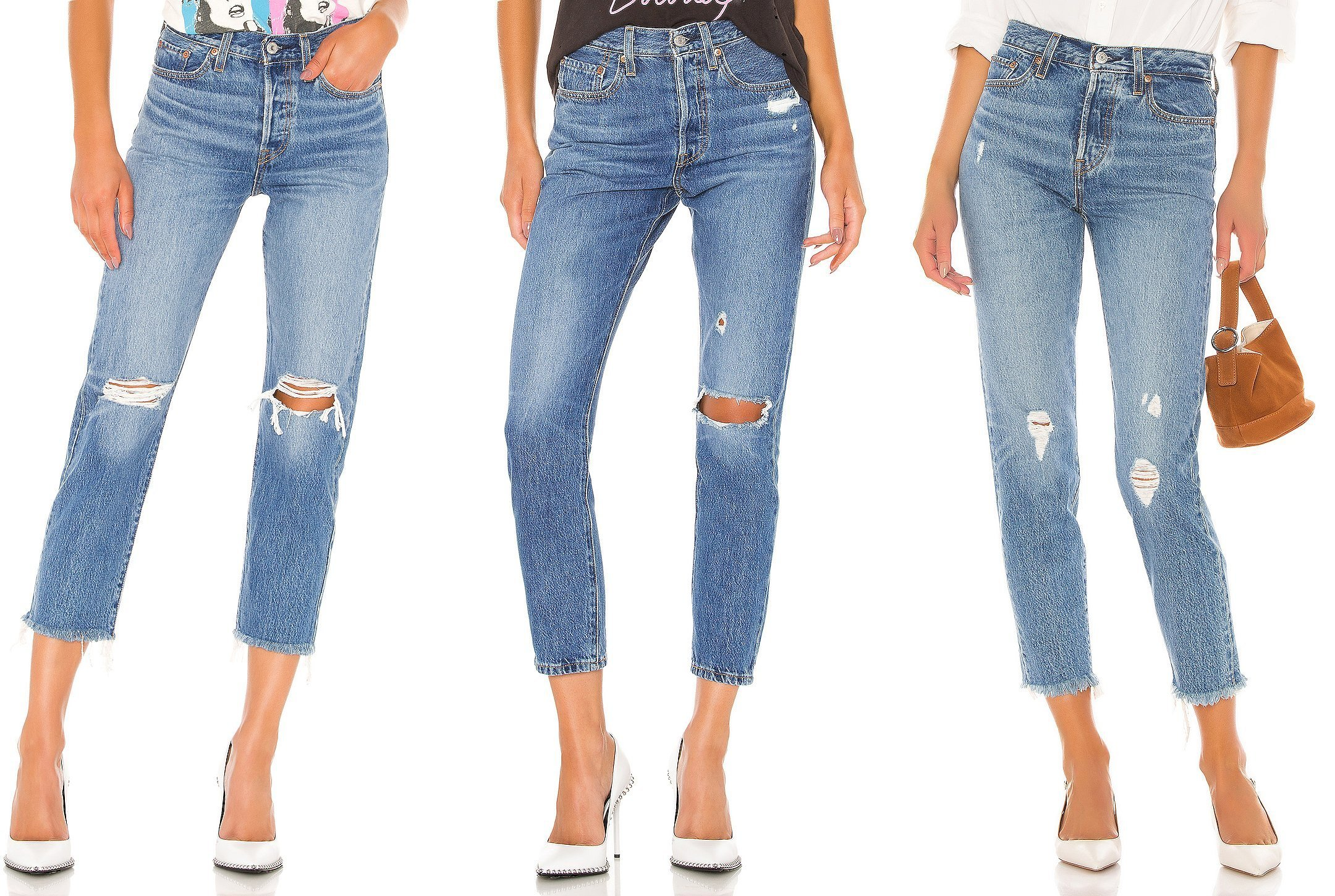 Your guide to shopping Levi's Jeans