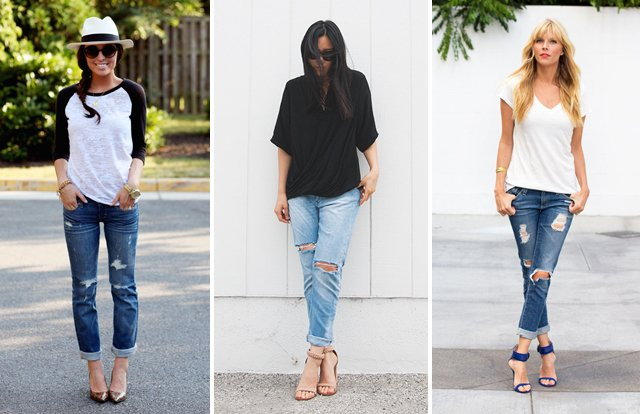 Boyfriend Jeans for Everyone - Crystalin Marie