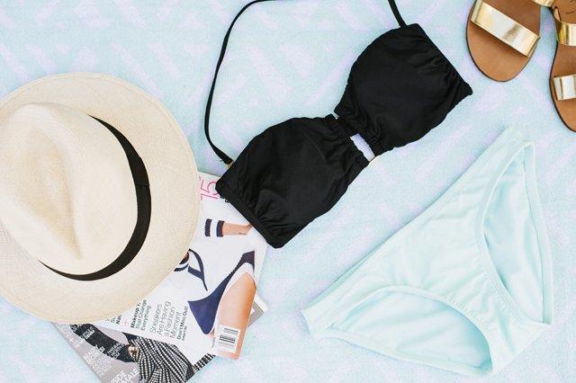 Target mossimo bikini