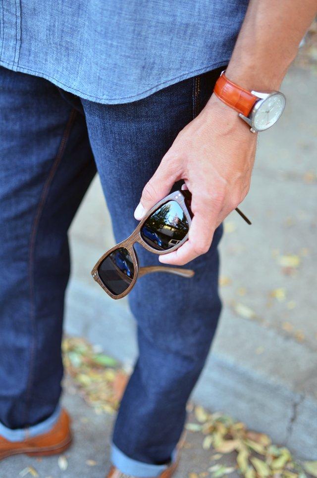Hammock and Palms sunglasses