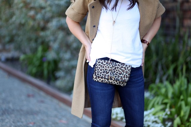 Hipsters for Sisters leapard bag