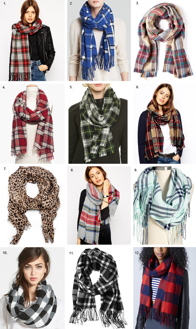 Best Scarves For Winter 2014 Crystalin Marie