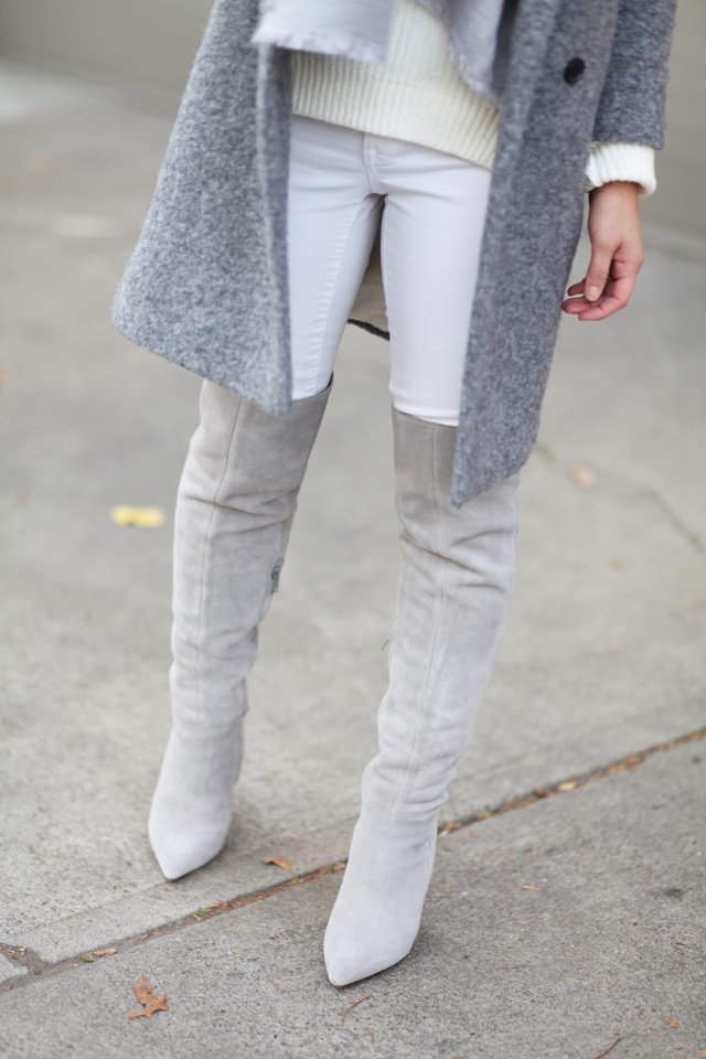 Aldo over-the-knee boots