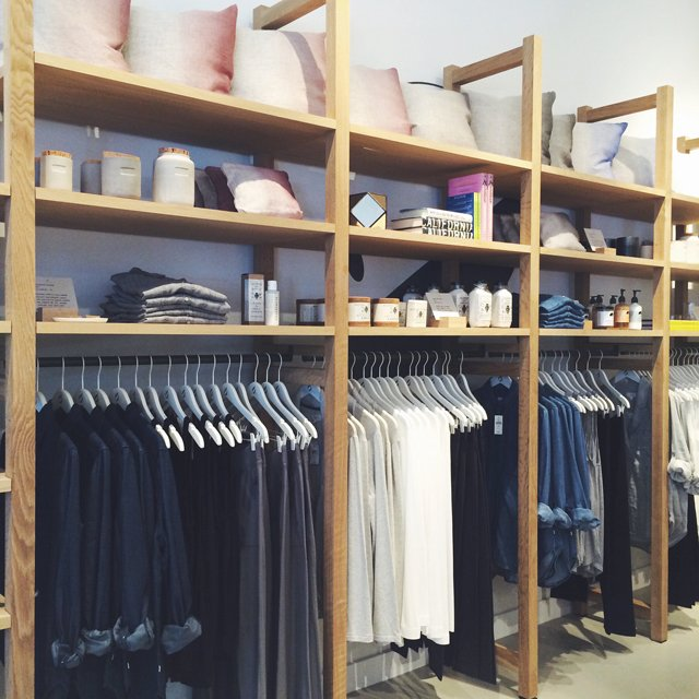 Lou and grey santana row store