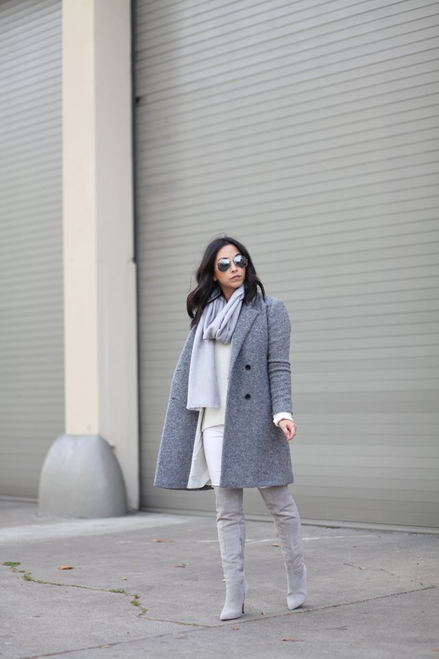 zara over the knee boots review