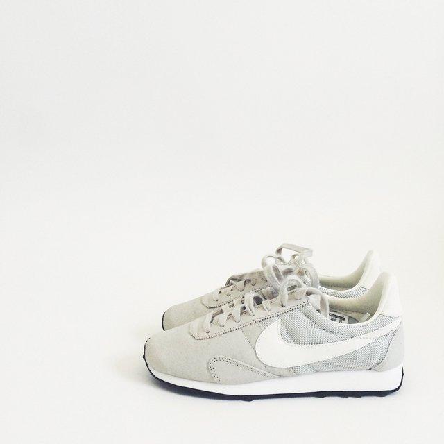 Gray Nike Pre Montreal sneakers