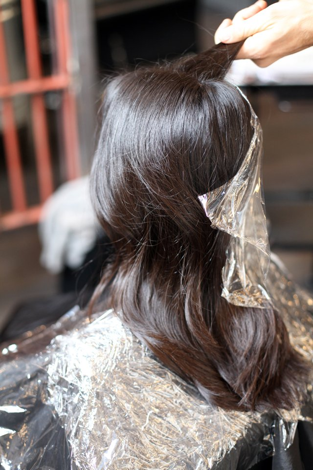 Soft Balayage process