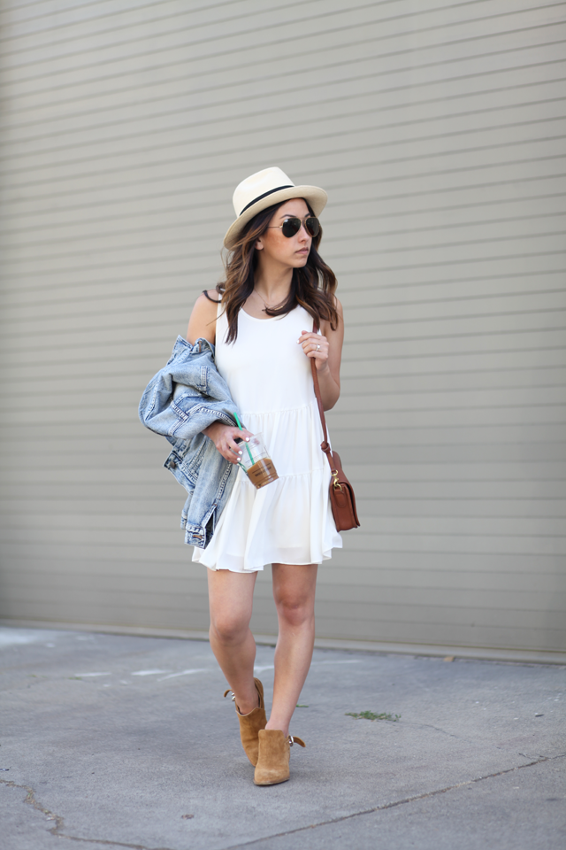 lovers and friends white angel dress