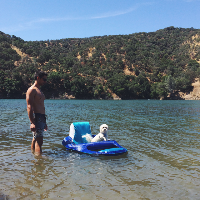 Del Valle Lake