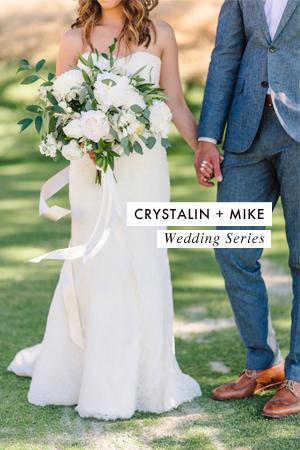 Crystalin + Mike Wedding Series
