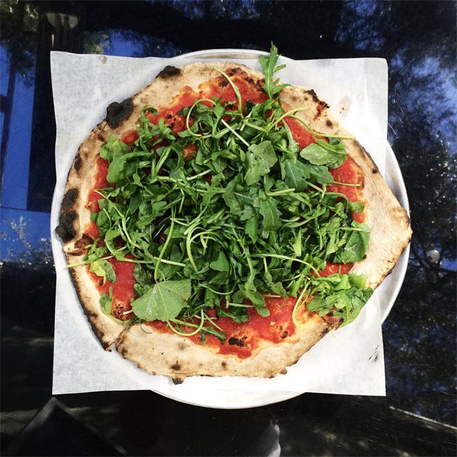 Pizza Boca lupo marinera pizza