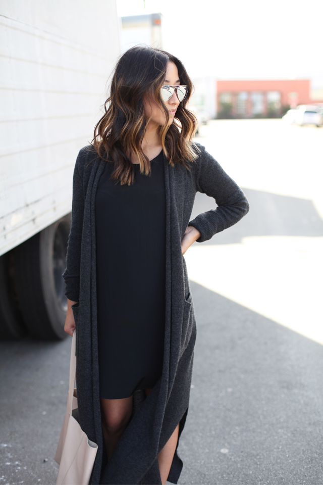 Calypso St. Barth Pyrene Long Cashmere Duster
