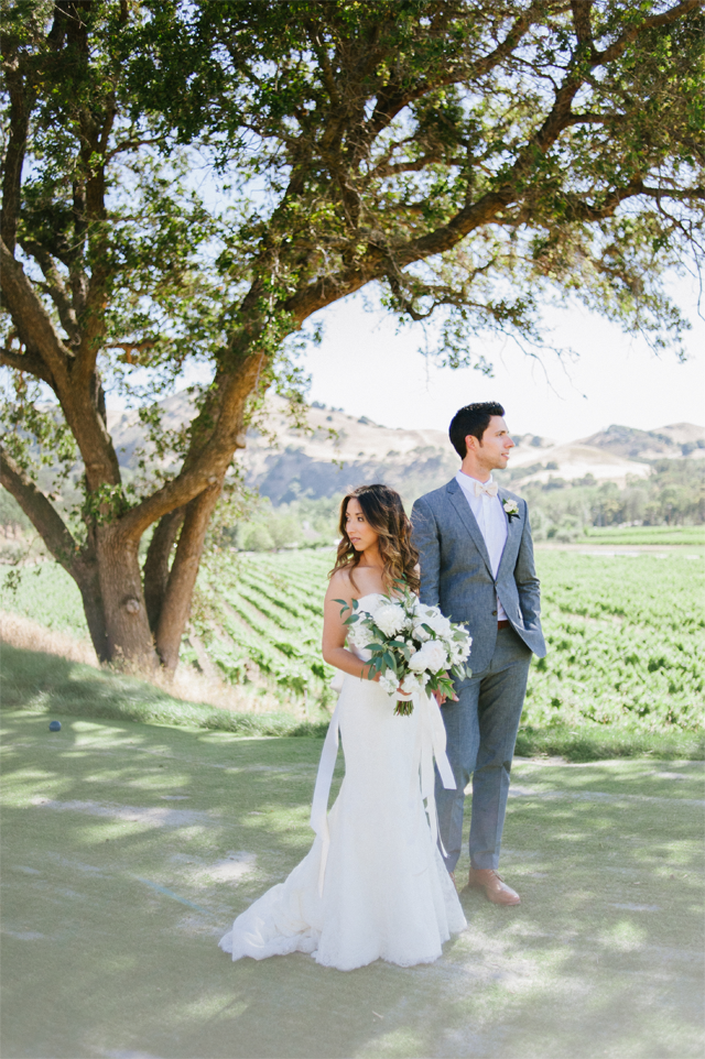 Crystalin Marie winery wedding