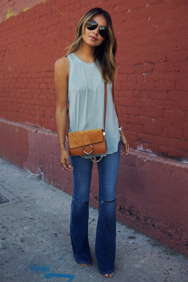 Flare Jeans At Every Price Crystalin Marie