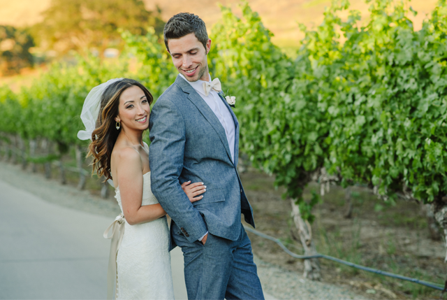 Wente Summer Wedding