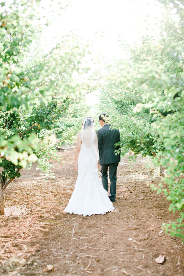 Los Altos History Museum wedding