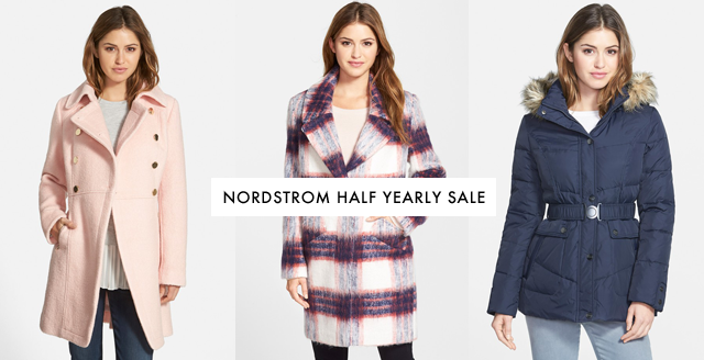 Nordstrom Halfy Yearly Sale