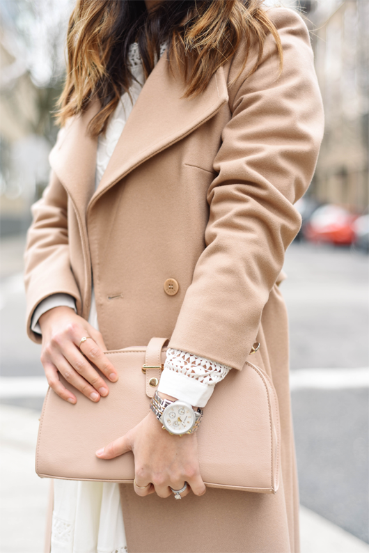 Michael Kors silver and gold watch
