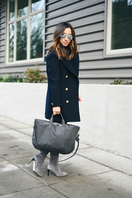 3 Tips To Wearing Plaid After The Holidays Crystalin Marie