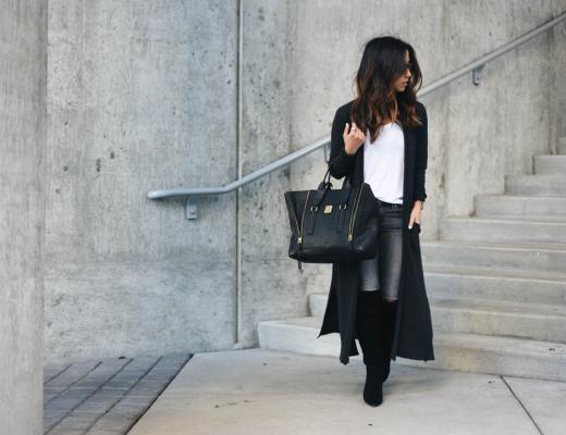 Pacific northwest fashion blog