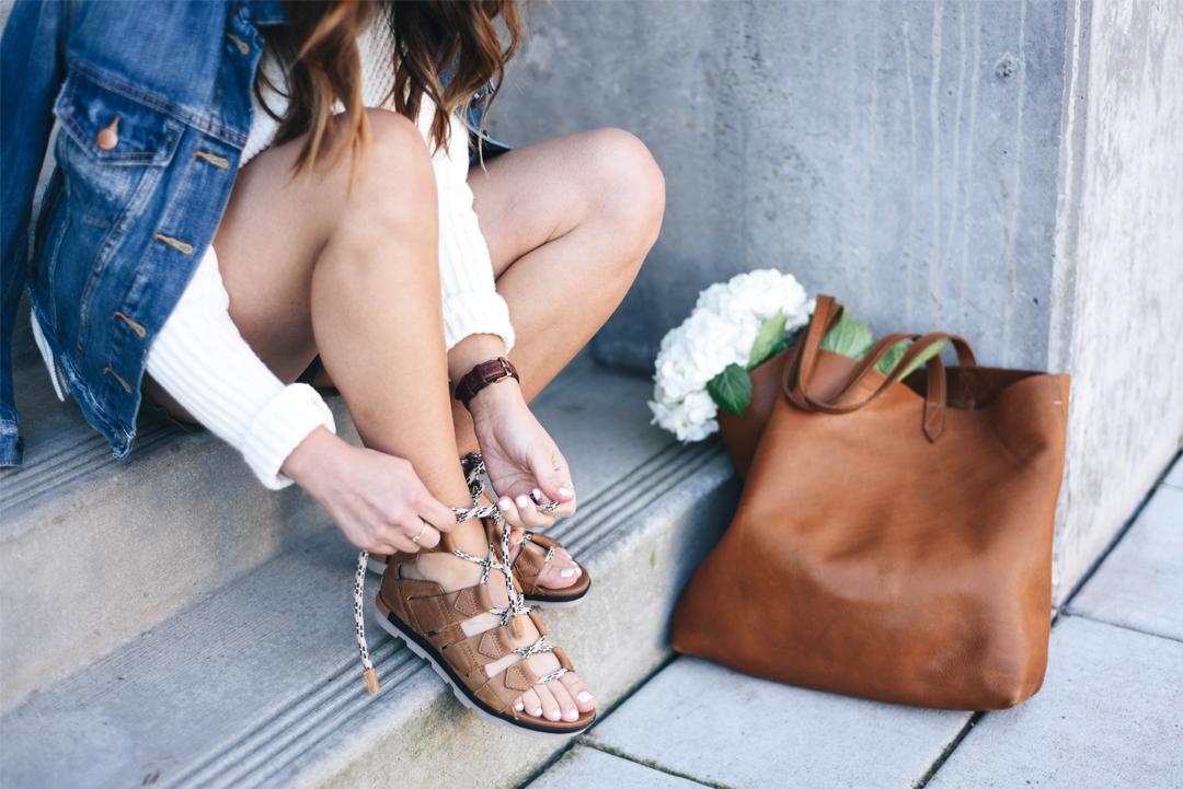 Sorel sandals